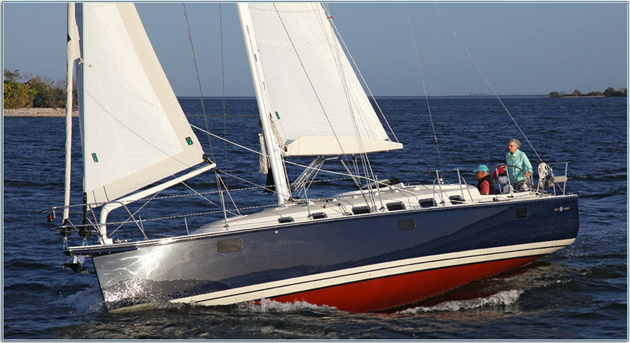 Blue Jacket Yachts - Performance Cruising Sailboats ...